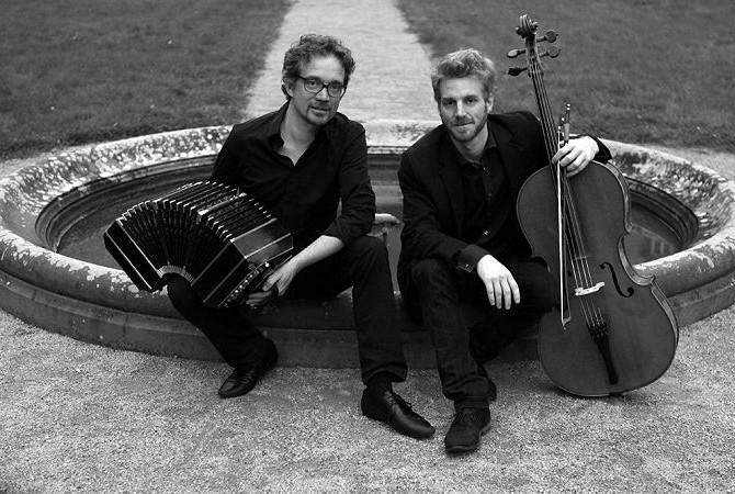 Algo Nuevo Tango Duo