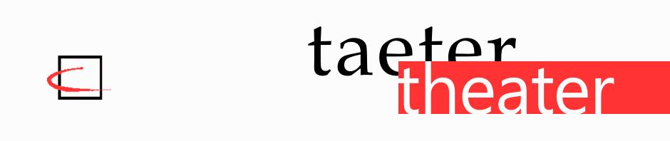 Taeter-Theater Heidelberg