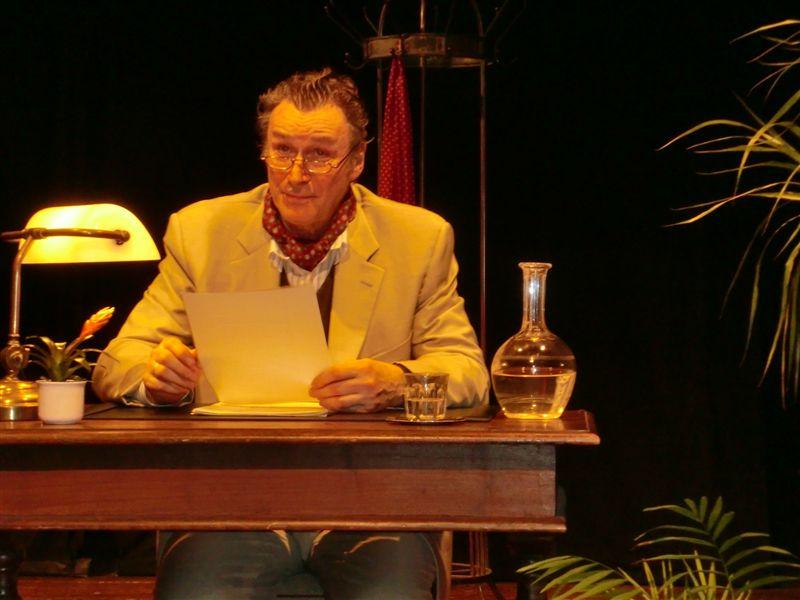 Wolfgang Graczol liest Céline